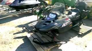 2. arctic cat 660