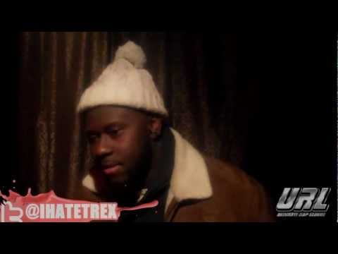 BATTLE RAP ARENA BTS@REVELATIONS w/T-REX: B-MAGIC DOT MOB ST.LOUIS
