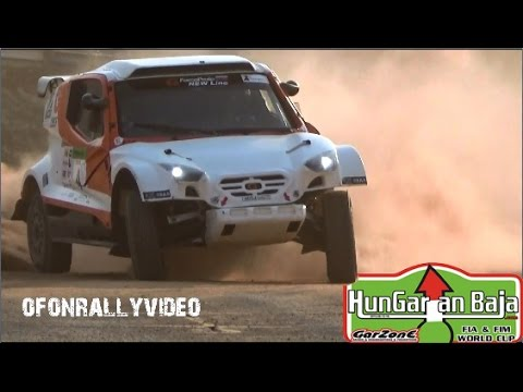 Hungarian Baja 2015- [Pure Engine Sound]-ofonrallyvideo