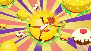 Video Eena Meena Deeka   Food Coma   Funny Cartoon Compilation   Cartoons for Children MP3, 3GP, MP4, WEBM, AVI, FLV Juli 2018