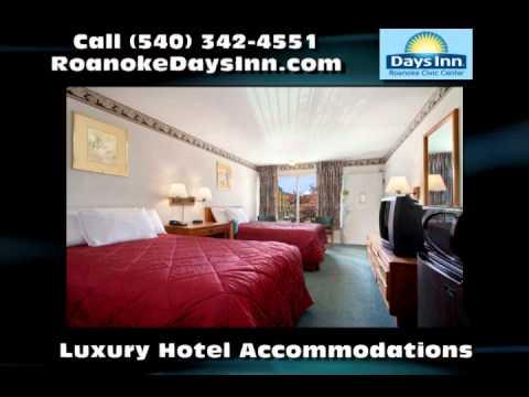 Hotel in Roanoke VA - Days Inn Civic Center