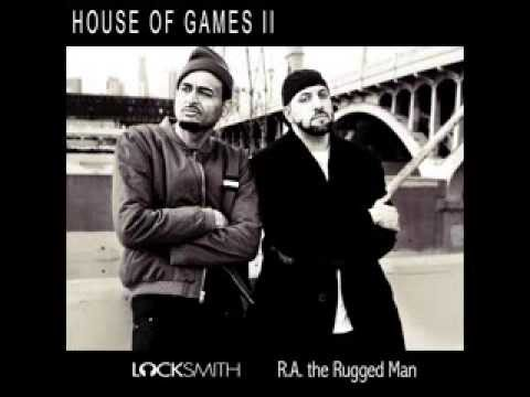 "Locksmith feat. R.A. The Rugged Man – ""House Of Games 2″ OFFICIAL VERSION"