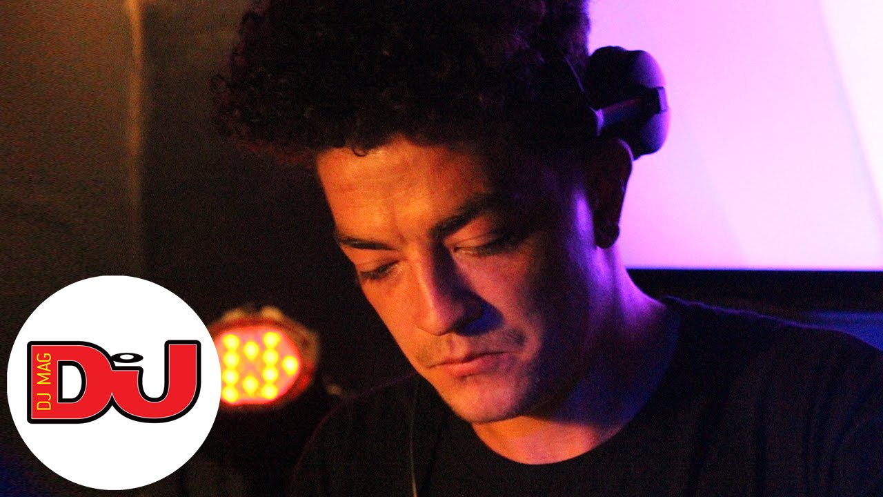 Billy Kenny - Live @ DJ Mag HQ 2016