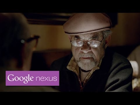 Google Commercial for Google Nexus 7 (2013 - 2014) (Television Commercial)