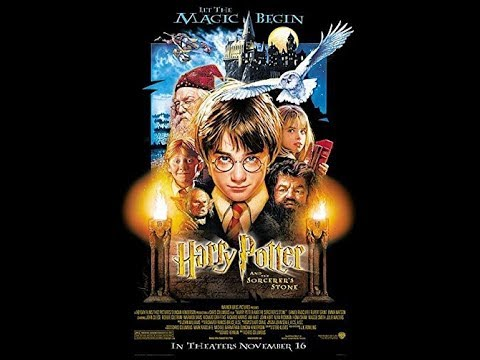 Harry Potter And The  Sorcerer's Stone Movie Commentary