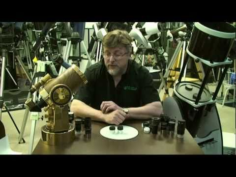 Upgrading your eyepieces - Extending the range