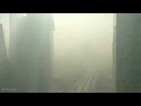 Timelapse Of A Smog Wave Hitting Beijing