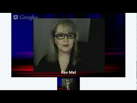 50 Shades of Grey book review on the Rev Mel Show as she talks about BDSM