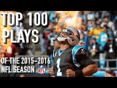 Video Top 100 Plays of the '15-16 NFL Season download in MP3, 3GP, MP4, WEBM, AVI, FLV January 2017