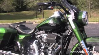 5. New 2014 Harley Davidson CVO Road King Motorcycles for sale - Project Rushmore
