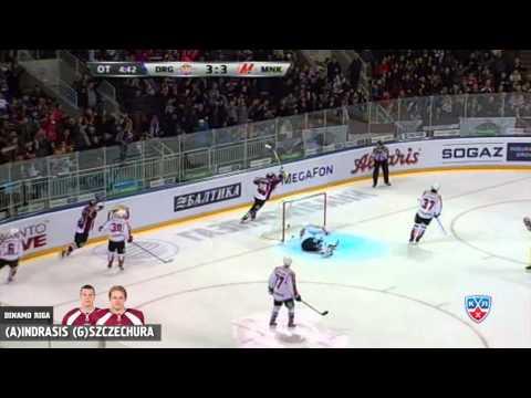 20.01 Лучшие голы недели КХЛ / 01/20 KHL Top 10 Goals of the Week (видео)