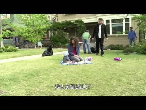 【惡鄰纏身】幕後花絮-嬰兒篇