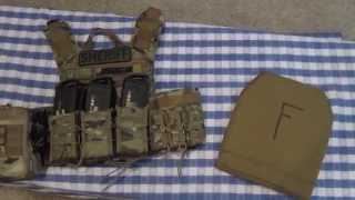 Here is a quick look at my Tactical Assault Gear Rifle Plate Carrier, AR500 Rifle Plates, as well as the Custom Spall Guards for the AR500 Level III Plates. If you are interested in ordering these plates check out the links below:Spall Guards:http://www.m4carbine.net/showthread.php?117547-Custom-Splash-Frag-Spall-Guards-for-Steel-Rifle-Plates-Newest-Version-Added-3-13-14http://drmorgear.wordpress.com/products/spall-guards/HSGI:http://www.highspeedgear.com/Tactical Assault Gear Banshee Plate Carrier:http://www.tacticalassaultgearstore.com/bansheerifleplatecarrier.aspx
