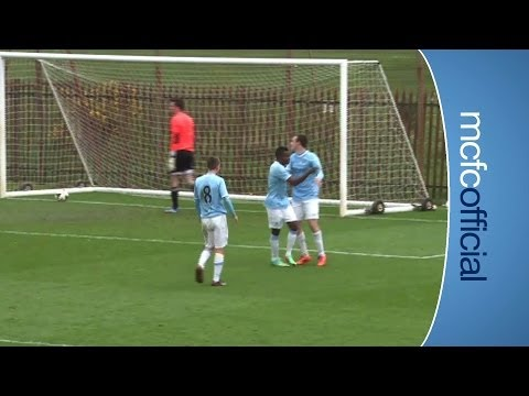 Video: BRYAN STRIKE | City U18 3-0 West Ham United