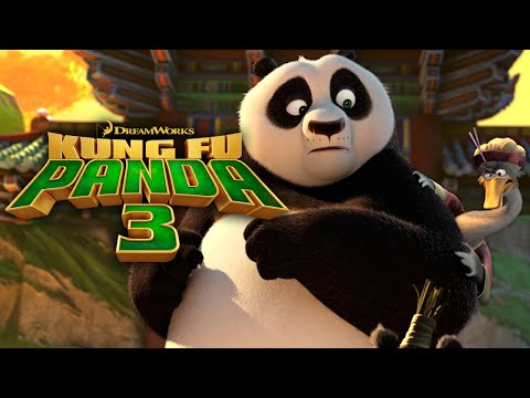 Kung Fu Panda 3 (TV Spot 'A Father Rises')