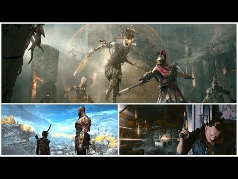 Геймеры в ярости от карты Assassin's Creed Odyssey | Игровые новости