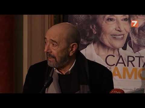 Miguel Rellán y Julia Gutiérrez Caba leen sus