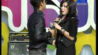 Ussy feat. Andhika - Ku Pilih Hatimu,Live Performed di INBOX (16/10) Courtesy SCTV
