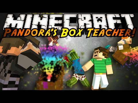 teacher - WHAT HAPPENS WHEN A BORED TEACHER GOES ON A MISSION TO RELEASE THE EVIL INSIDE SEVERAL PANDORA'S BOX USING THE HELP OF HIS STUDENTS?! Friends Channel's http:...