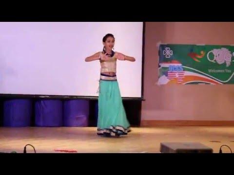 Video Amithi Dance Performance on Radha Nachegi - Tevar download in MP3, 3GP, MP4, WEBM, AVI, FLV January 2017