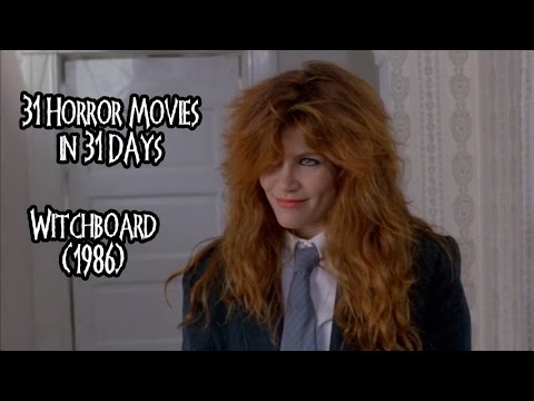 31 Horror Movies in 31 Days: WITCHBOARD (1986)