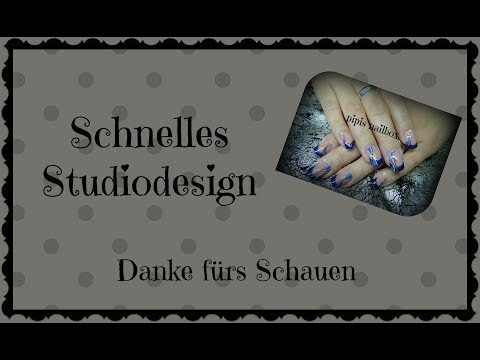 Nageldesign - Schnelles Studiodesign.....
