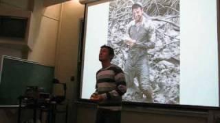 Mike - Costa Rica, Monteverde Tropical Biology&Conservation, Biology