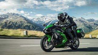 8. Brand new 2018 Kawasaki Ninja H2 SX & SE