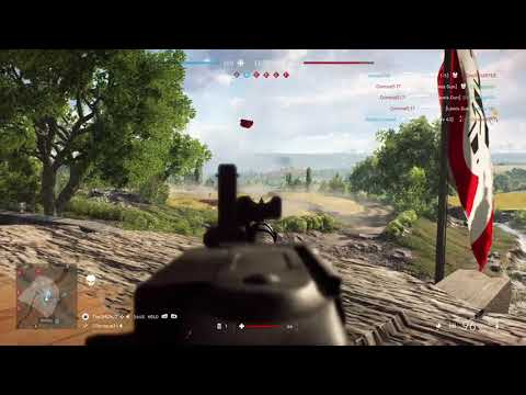 MG34 Triple Kill On Arras