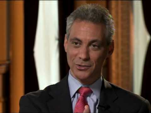 CBS Exclusive: Rahm Emanuel