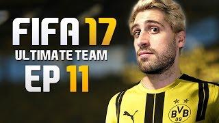 A LEGJOBB KAPUS A VILÁGON 🐧 FIFA 17 Ultimate Team #11 Video