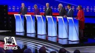 2020 Democratic debate highlights