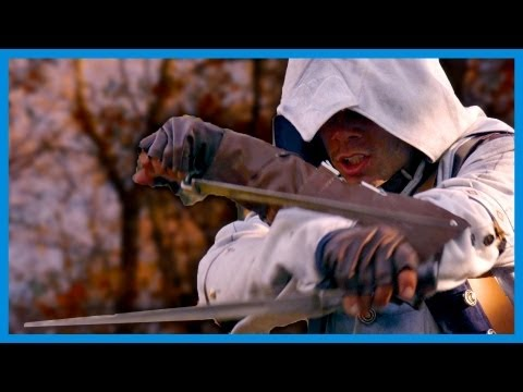 blades - His Majesty's finest find not one, but two rebel assassins, each willing to trade their blood for soil. Check out the Assassin's Creed 3 trailer: http://www....