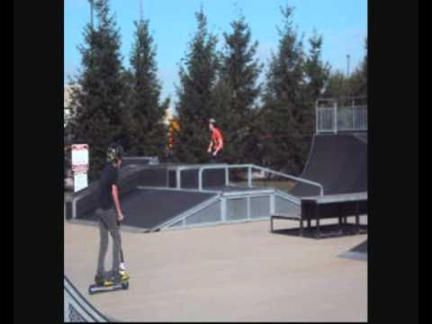 Plainfield skatepark comp