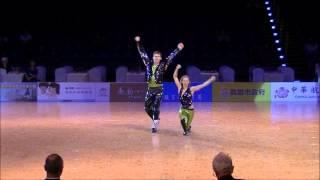 Evgenia Murashova & Alexei Murashov - World Dance Sport Games 2013