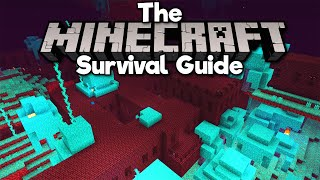 Finding a Nether Fortress in 1.16! • The Minecraft Survival Guide (Tutorial Lets Play) [Part 321]