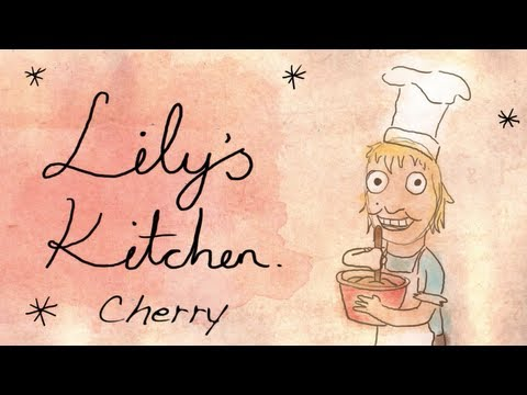 Cherry Clafoutis with Cherry – Lily's Kitchen