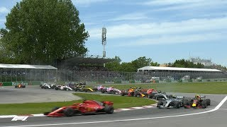 Download Lagu 2018 Canadian Grand Prix: Race Highlights Mp3