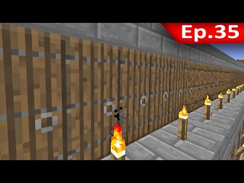Download Tackle⁴⁸²⁶  Minecraft (1.8.9) #35 - สร้างหมู่บ้าน NPC HD Mp4 3GP Video and MP3