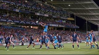 Blues v Bulls Rd.5 Super Rugby Video Highlights 2017