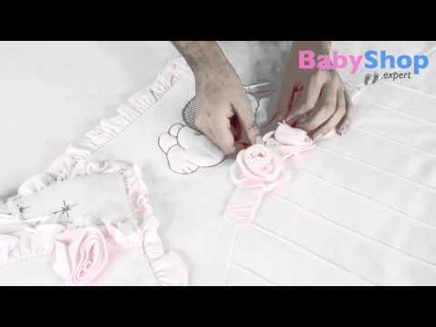 Bettwäsche Anastazja für Kinderwagen - www.babyshop.expert