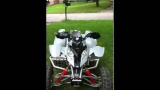 7. 2004 Polaris Predator 500 Walk Around