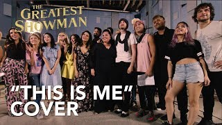 Video The Greatest Showman | This is me - Influencers Cover HD | 20th Century Fox 2017 MP3, 3GP, MP4, WEBM, AVI, FLV Januari 2018