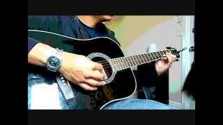 EDCOUSTIC - Sebiru Hari Ini (Guitar Cover)