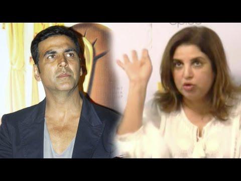Farah Khan Shares A Funny Incident Of Akshay Kumar