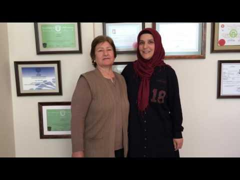 Naciye Özyüksel - İleri Yaş Hasta - Prof.Dr.Orhan Şen