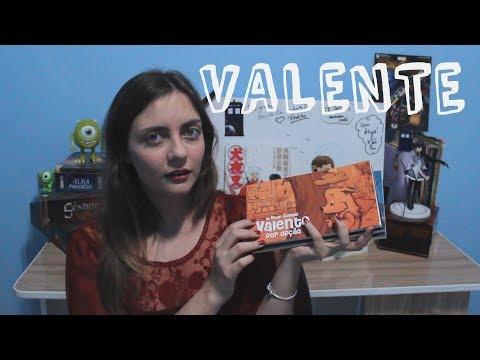 Resenha/Indicação - Valente (Quadrinhos) + Sorteio