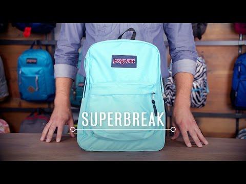 JanSport Pack Review: SuperBreak Backpack