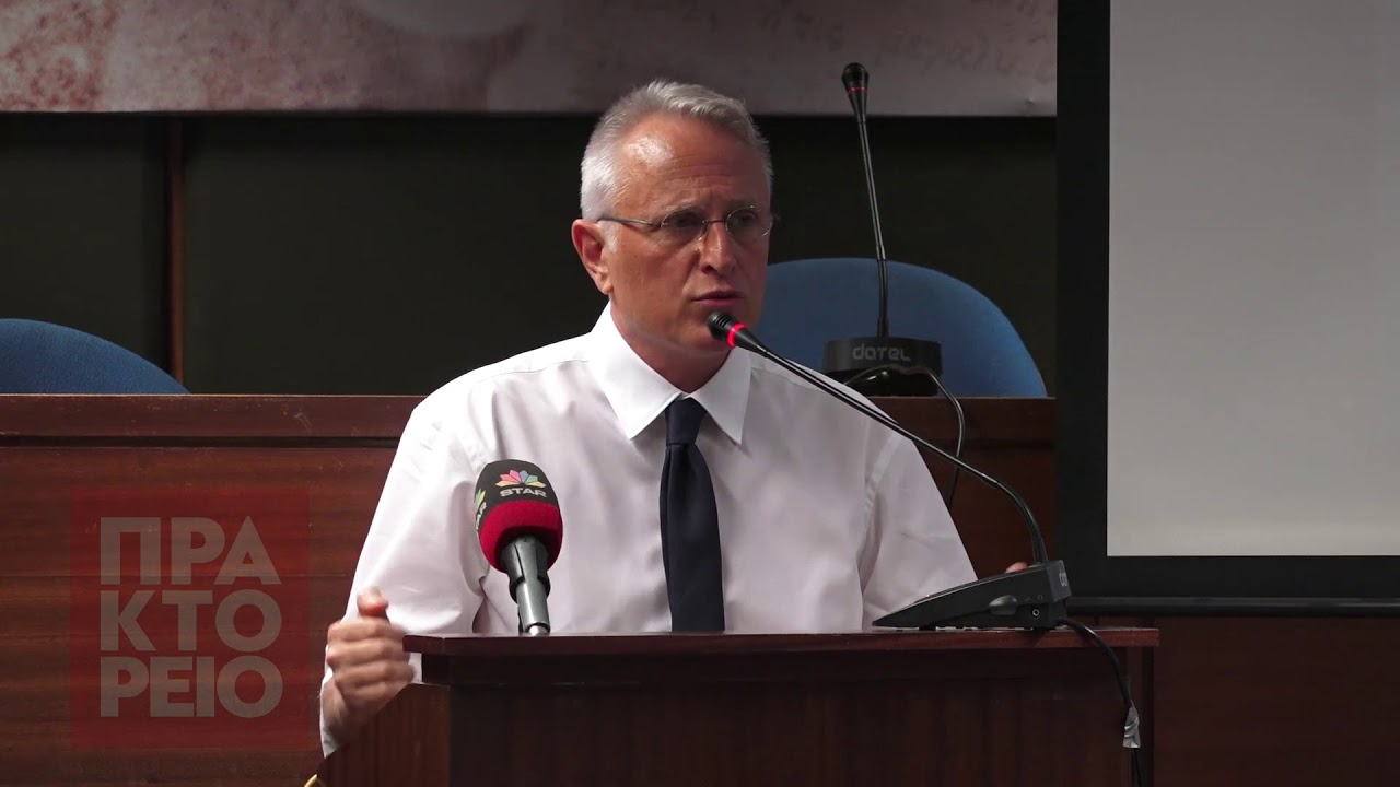 Επισήμως υποψήφιος για το νέο φορέα της κεντροαριστεράς ο Γιάννης Ραγκούσης
