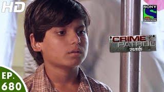 Crime Patrol   क्राइम पेट्रोल सतर्क   Laapata   Episode 680   8th July, 2016